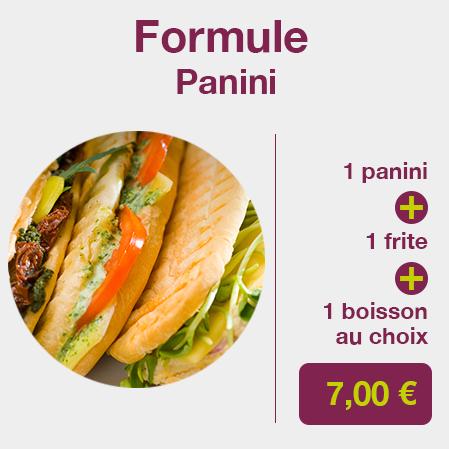 formule panini